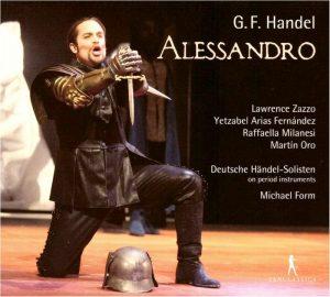G.F.Handel Alessandro