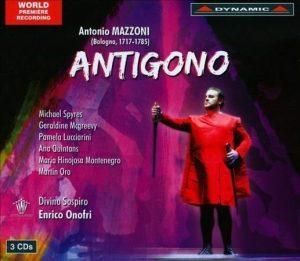A.Mazzoni Antigono