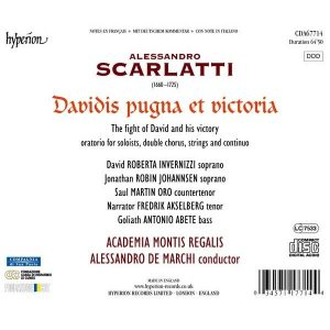 A.Scarlatti Davidis Pugna