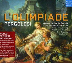 G.B.Pergolesi L'Olimpiade