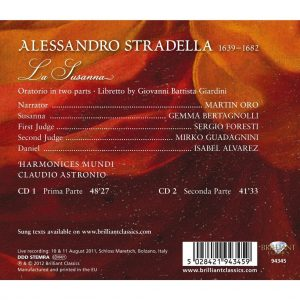 A.Stradella La Susanna