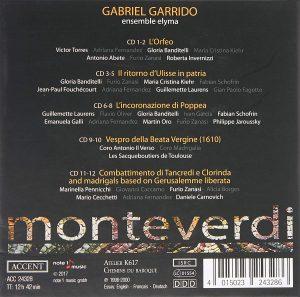 C.Monteverdi Poppea